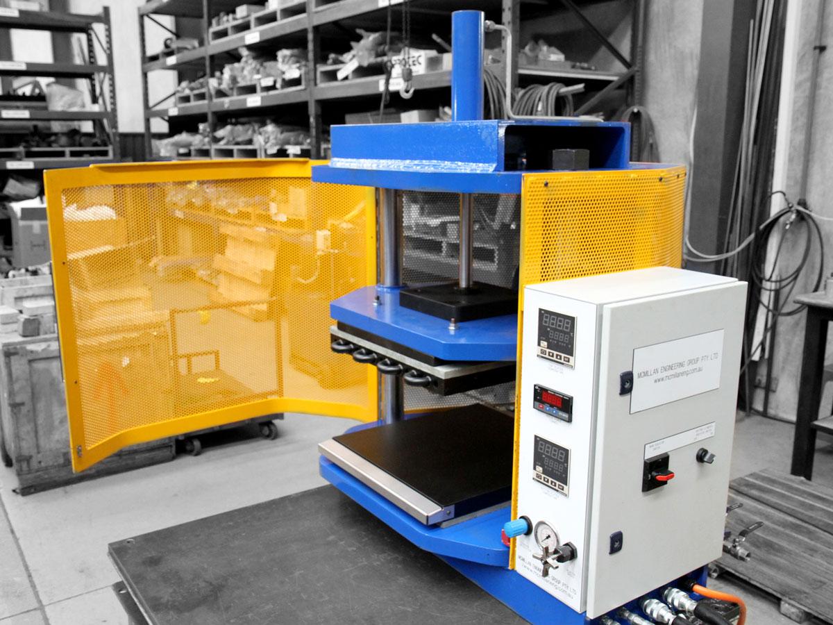 10T Laboratory Press