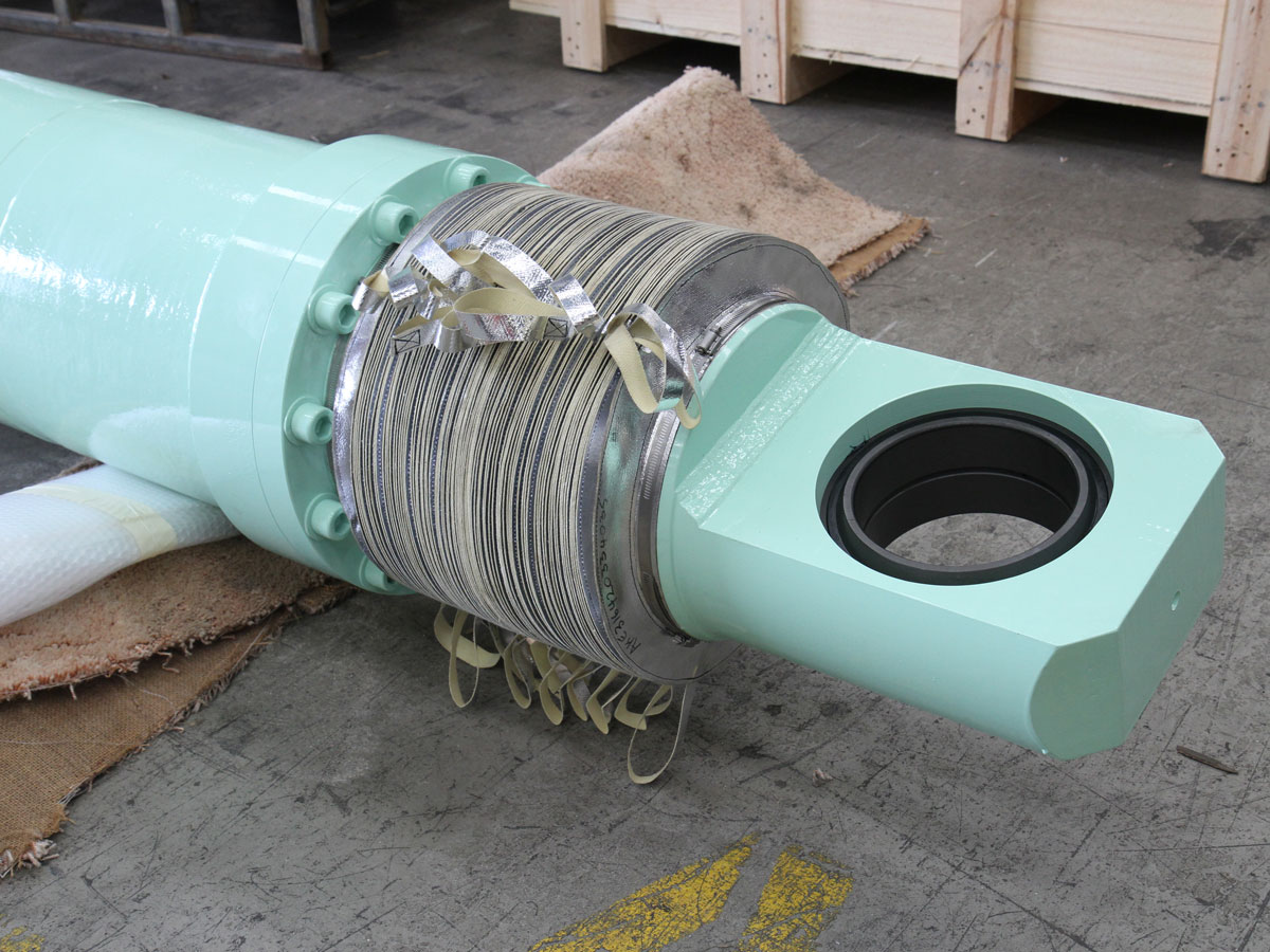 50T Tilt Cylinder