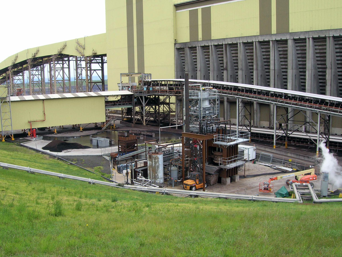 Clean Coal Project